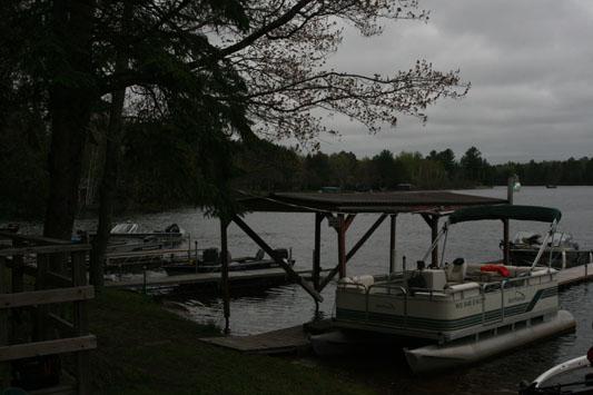 Photographs Of Trego Lake In Northwest Wisconsin